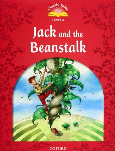 Classic Tales Second Edition: Classic tales. Jack & beanstalk. Level 2. Per la Scuola elementare. Con Multi-ROM