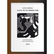 Alice im Wunderland: Illustrationen von David Bennett