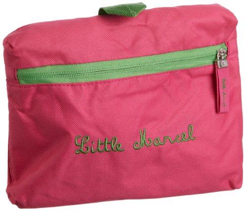 Little Marcel - Doubleface, Borsa Unisex �?Adulto Rosa (Pink)
