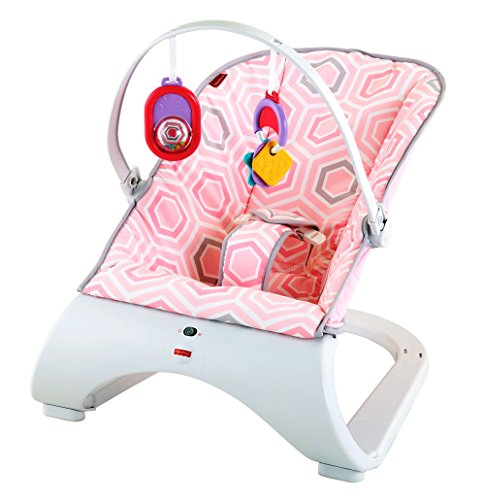 Fisher-Price Comfort Curve Bouncer 51qgZII 2BhhL
