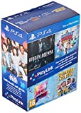 Cofanetto 4 Giochi PlayLink - Bundle -PlayStation 4
