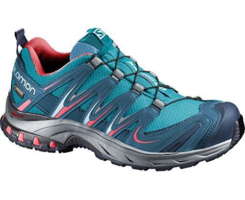 Salomon  XA PRO 3D GTX, Chaussures de Trail femme - blau / rosa
