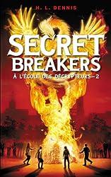 Secret Breakers (À l'école des décrypteurs) - Tome 2: Le Code de Dorabella