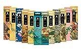 Tierra Zen Koh Do Cajitas, Incienso, Multicolor, 19.5x13.5x5.5 cm, 12...