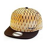 Heringsküt Snapback (Angeln, Kappe, Baseball Cap) (Schuppenkarpfen)