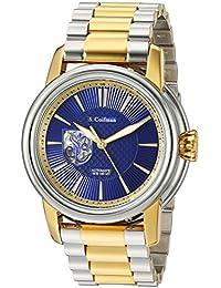 S.Coifman SC0426 - Reloj de pulsera hombre, acero inoxidable, color Bicolor