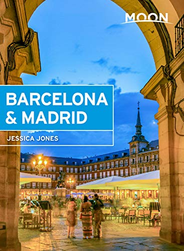 Moon Barcelona & Madrid (Travel Guide) -