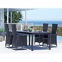 Jysk Garden Furniture Amazon jysk uk garden furniture sets garden furniture jysk garden moss l214315 grey4 skive black workwithnaturefo