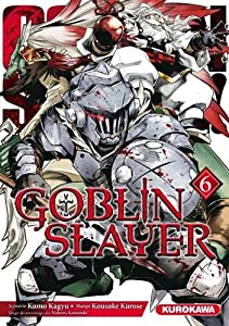 Goblin Slayer Edition simple Tome 6
