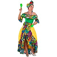 Disfraz de Rumbera - Mujer, M