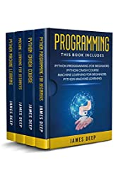 Descargar gratis Programming: 4 Books in 1: Python Programming & Crash Course, Machine Learning for Beginners, Python Machine Learning en .epub, .pdf o .mobi