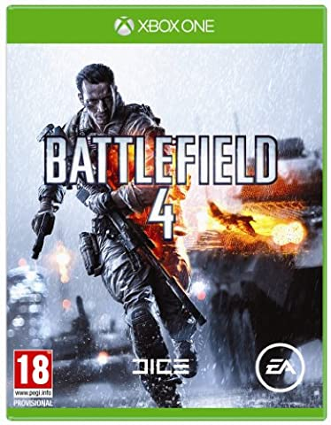 Battlefield 4 (Xbox One) [UK