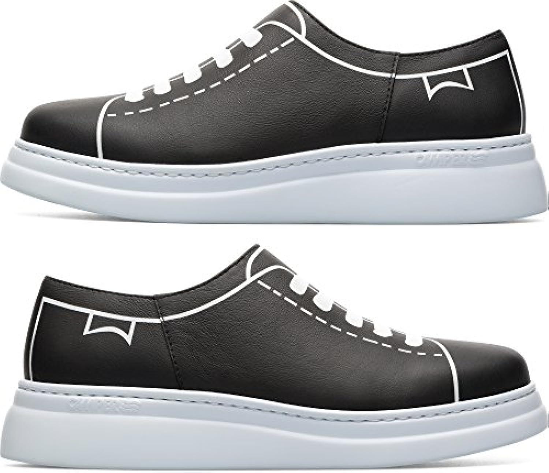 Dalliy - Zapatillas para hombre negro E 43 EU -