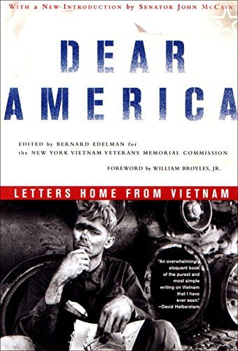 Dear America: Letters Home from Vietnam by Unknown(2002-05-17) (Letters Home From Vietnam)