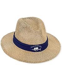 5714520f58ac2 Sun  N  Sand - Guy Harvey Unisex Sun Hat Cotton Emblem Brim 2.5
