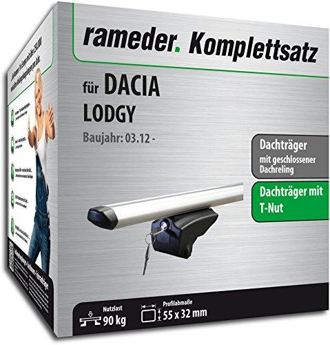 Rameder Komplettsatz, Dachträger Pick-Up für Dacia LODGY (111287-10162-34)