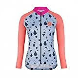 Uglyfrog Bike Wear Radsport Bekleidung Damen Langarm Trikots & Shirts Herbst Winter Style with Fleece