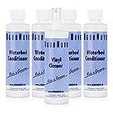 4x250 ml Wasserbett Konditionierer/Conditioner + 1 Reiniger AguaNova
