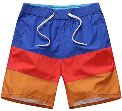 Men's Workout Casual Beach Shorts RL14