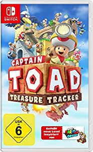 Captain Toad: Treasure Tracker - [Nintendo Switch]