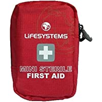 Lifesystems Mini Sterile First Aid Kit - Red