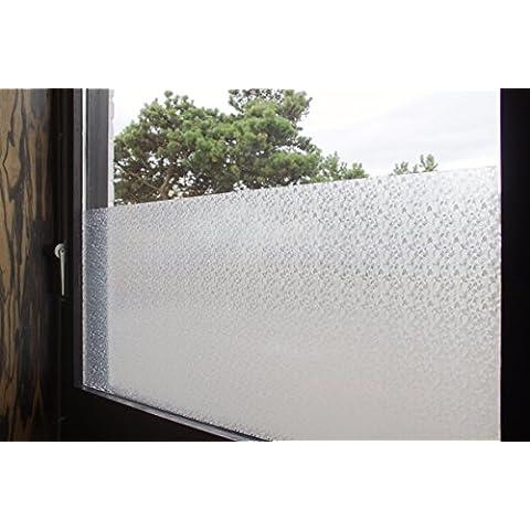 'estática Ventana pantalla 90% UV Protección solar Incluso antiadherente Extremo de privacidad Cristal Decoración