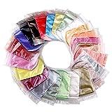 Colorante tinto - Migavenn, 24 pigmenti colorati coloranti polvere di perla mica per fai da te per fare rifornimenti