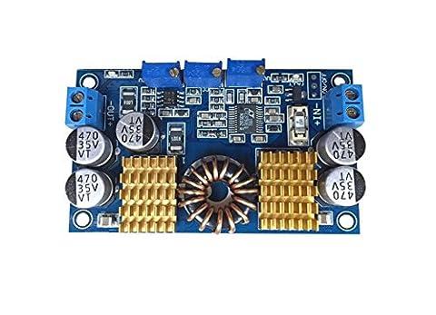 ZkeeShop DC-DC LTC3780 5-32V to 1-24V Auto Down Voltage Regulator DC Adjustable Converter Transformer Auto Down Voltage Regulator
