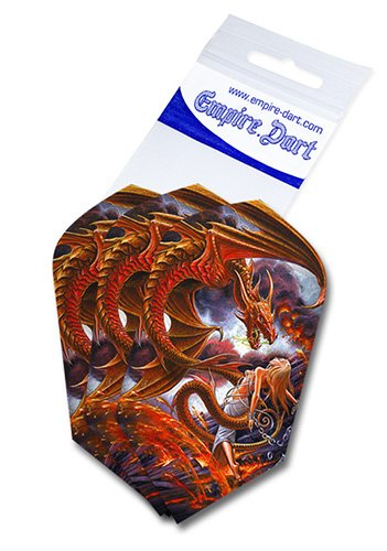 Flight-Set Empire® Polyester extra Strong Slim Alchemy -