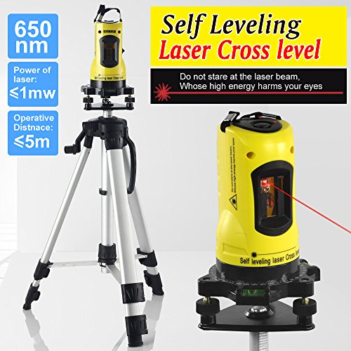 beyondfashion-360-self-leveling-rotary-type-cross-line-laser-level-tripod-base-goggle