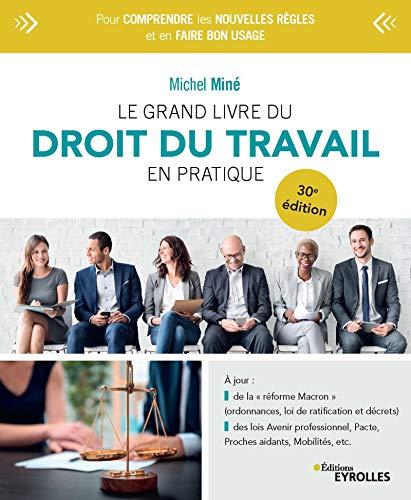 Le grand livre du droit du travail en pratique par Michel Miné