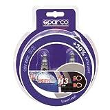 Sparco SPCB0002 SH3 PK22S Clear Bombillas