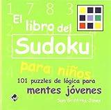 Libro del sudoku para niños, el
