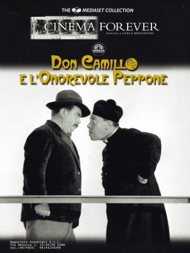 Don Camillo e l'onorevole Peppone [IT Import]