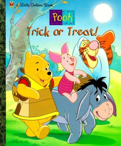 Pooh Trick or Treat! (Little Golden Book) by Ann Braybrooks (1997-08-01)