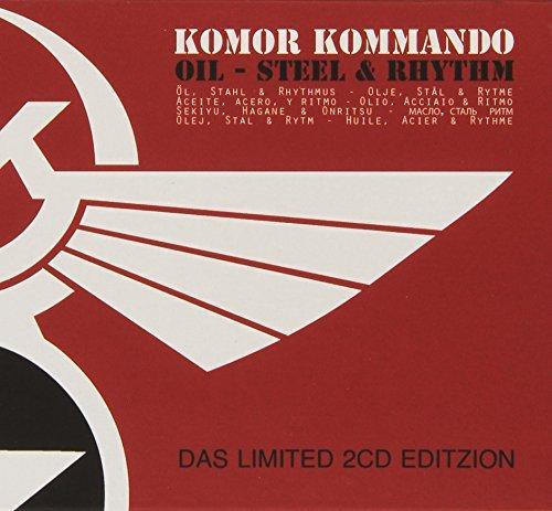 Oil, Steel & Rhythm by Komor Kommando (2011-04-05)