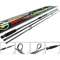 Hunter Pro 12ft Carbon Carp Rod 3pc High Carbon 12' 3.6m Carp Rod 2.75lb.