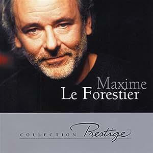 Prestige : Maxime Le Forestier