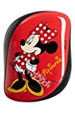 Tangle Teezer Compact Styler, Disney Minnie Mouse, papel de pared, color rojo
