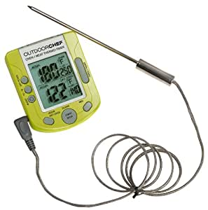 OUTDOORCHEF Check - food thermometers (AAA)