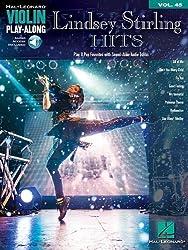 Lindsey Stirling Hits: Violin Play-Along Volume 45 (Hal Leonard Violin Play Along) by Stirling, Lindsey (2014) Paperback