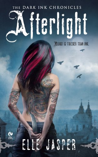 Afterlight: The Dark Ink Chronicles (English Edition)