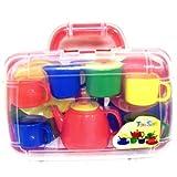 Tragbare Toy Tee-Set. Spielzeug aus Großbritannien import...