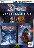 Dracula : l'intégrale 1 + 2 + 3 + 4 + 5 + l'Héritage du Sang...