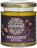 Biona Organic Hazelnut Butter 170 g (Pack of 3)
