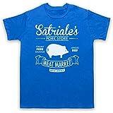 Inspiriert durch Sopranos Satriale's Pork Store Unofficial Herren T-Shirt