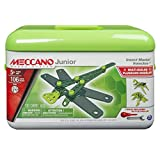Meccano Junior Toolbox Insetto Mania Green Playset