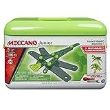 Meccano Junior Toolbox Insect Mania Green Playset