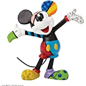 Enesco 4049372 Disney by romero britto mickey mouse mini figurine