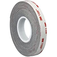 TapeCase 1.625-5-4936 4936 - Rollo de cinta adhesiva de 0,64 mm de grosor, 0,63 m